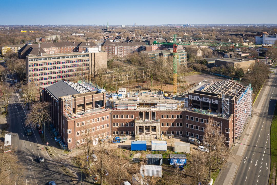 Altes Stadtbad – Duisburg